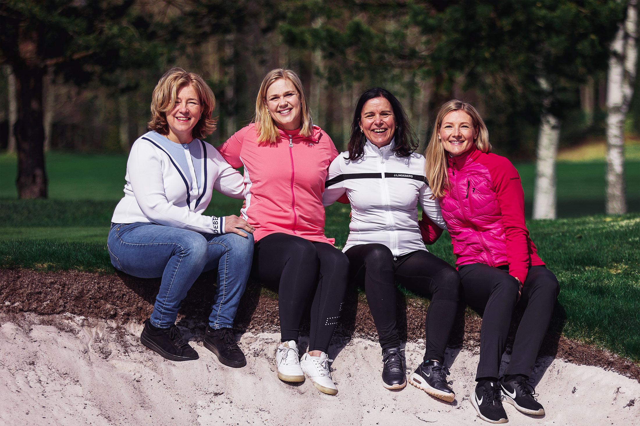 Minea Blomqvist-Kakko perustaa naisille suunnatun Minni&Friends -golfyhteisön edistääkseen naisten golfia ja lajin uudistumista.